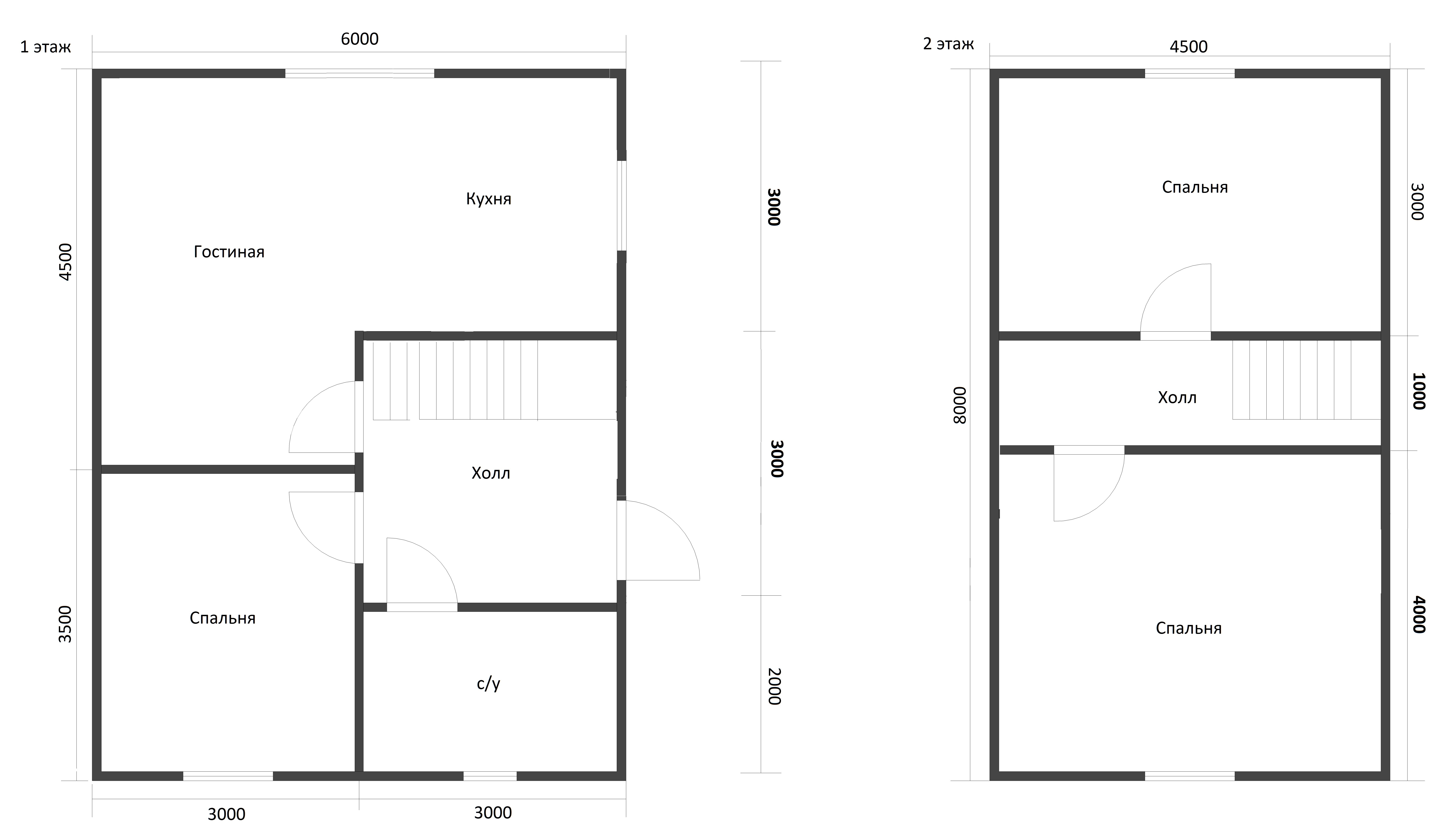Проект дома «D20»