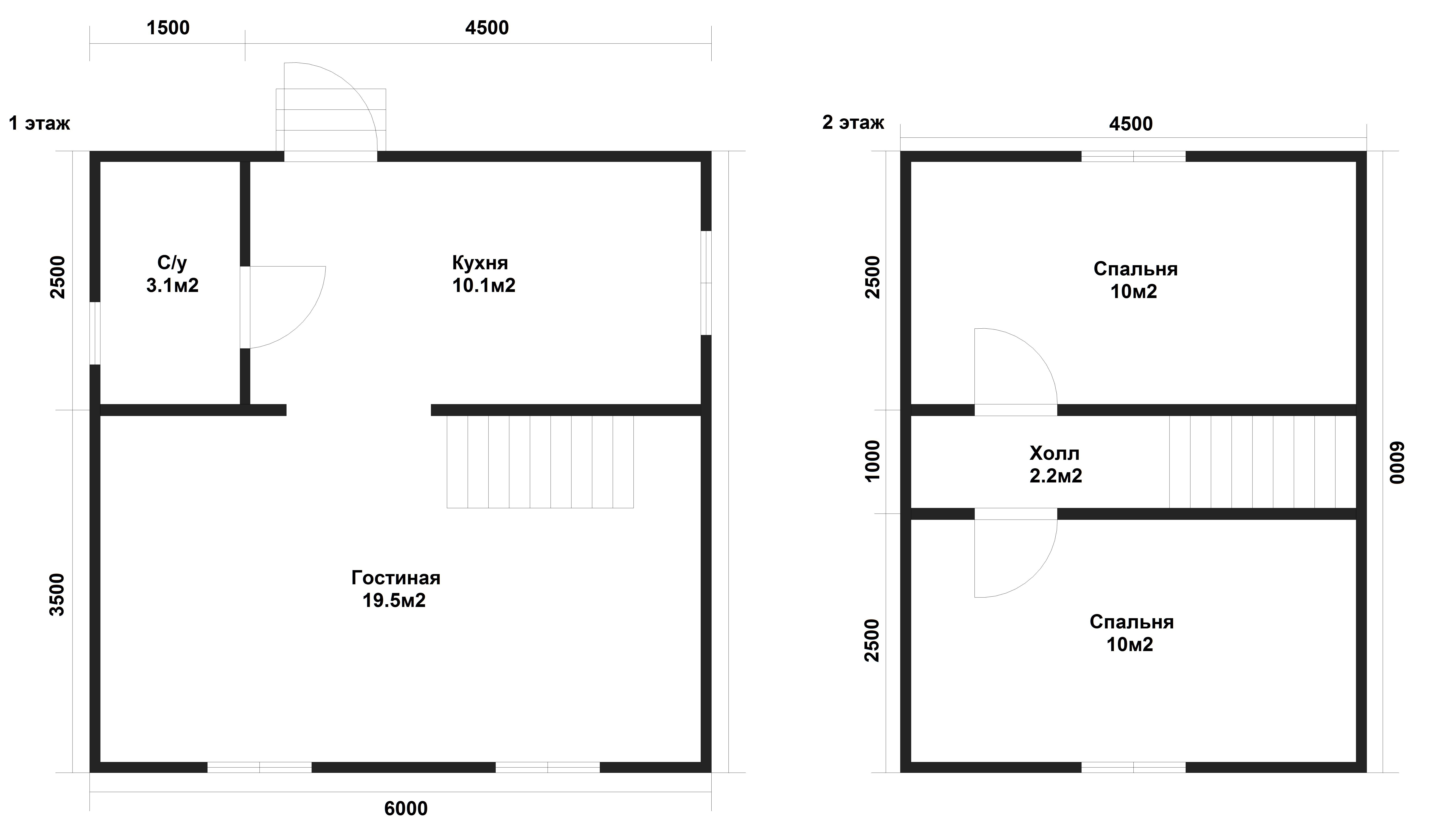Проект дома «D8»
