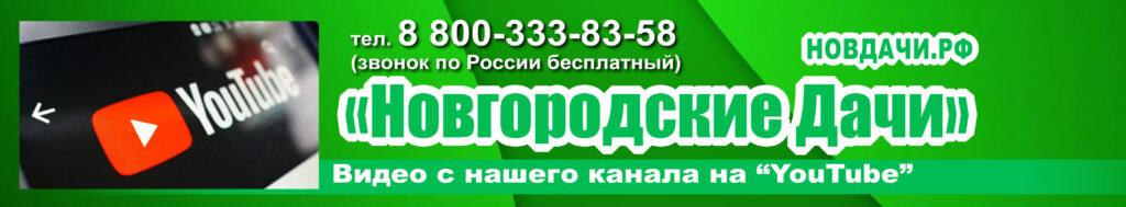 Официальный канал НовДачи