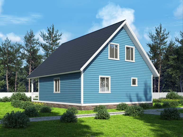 Проект дома «D49»