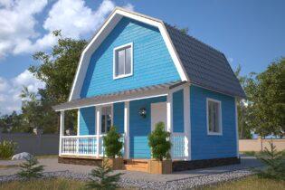 Проект дом D3