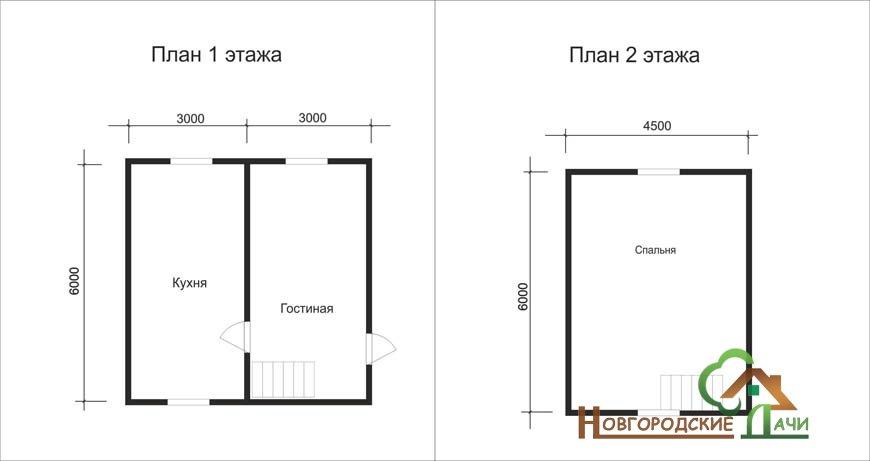 Проект дома D5